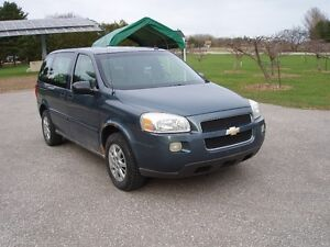 2005 Chevrolet Uplander Value Minivan, Van