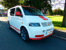 2007 07'reg VW Transporter T5 2.5 TDi Campervan**New Conversion**CHOICE OF TWO**