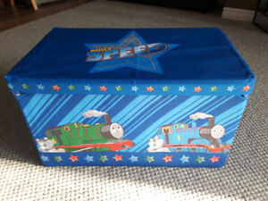Thomas The Train Toy Storage Bin/Tote/Container