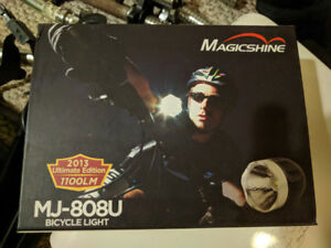 Magic Shine MJ808-U Bicycle Light, ~1000 lumens