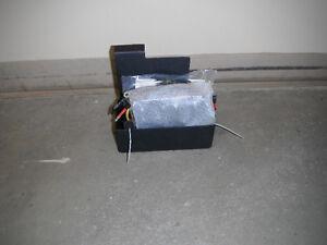 Polaris rzr/rzr S Aux Battery Kit