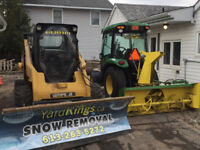 Barrhaven Snow Blowing & Removal