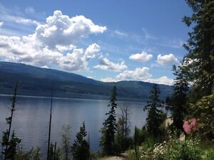 16 Acres Semi waterfront on SHUSWAP LAKE North Shore Greater Vancouver Area image 2