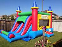 bouncy castle,party rental,cotton candy,bounce house,slides