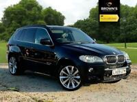 2009 BMW X5 3.0 30d M Sport Auto xDrive 5dr SUV Diesel Automatic