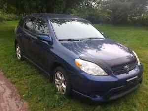 2005 Toyota Matrix XR, AWD