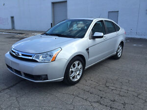 2008 FORD FOCUS **CUIR-TOIT-MAGS-BLUETOOTH 86000 KM**