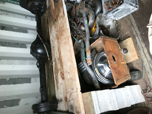 Dodge / Plymouth 8 3/4 rear end complete Only $450.00