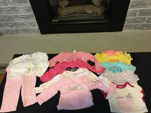 Baby girl clothing lot 6-12 months  Cambridge Kitchener Area image 5