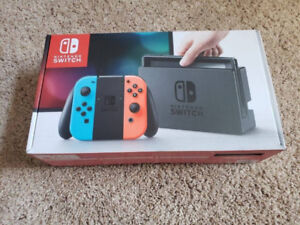 Nintendo SWITCH for sale or trade