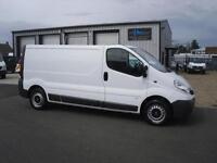Vauxhall Vivaro LL2900 LWB 2.0 CDTI 6sp 115ps,Euro 5,Only 54318 miles
