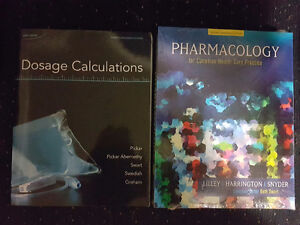 Practical Nursing First Year 2nd Term Pharmacology Required Tex.