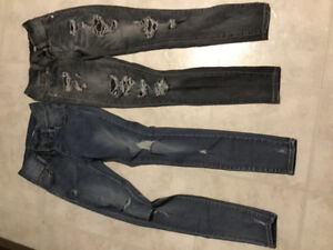 Jeans for teens and women from GARAGE