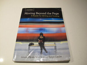 Moving Beyond the Page - A Reader for Writing and Thinking