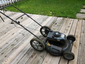 Lawnmower 6.25 horsepower