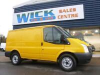 2013 Ford TRANSIT 330 LR SWB FWD 125ps VAN *EX AA* Manual Medium Van