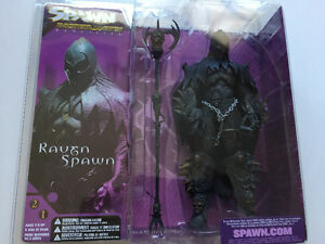 Spawn collector figure