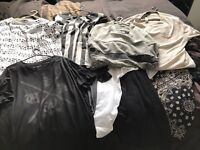 River island clothing bundle negotiable price single items £10each