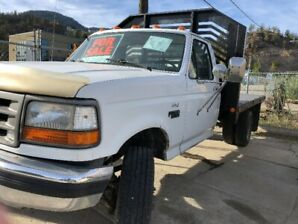 1992 Ford F350 work truck