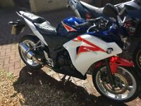 Honda CBR 250 R for sale