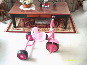 Minin Trixx Tricycle, Great for small Kids just starting out
