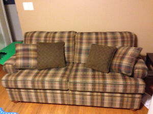 Mint condition couch and chair