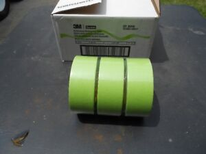 MASKING TAPE BY 3 M    2 inches wide