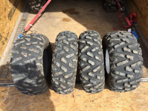 Big Horn Quad Tires