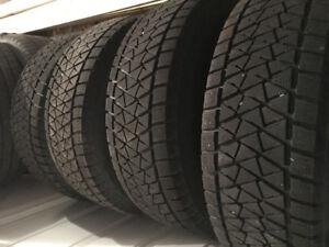 Blizzak Winter Tires & Rims 235/70/16