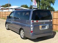 2003 53 NISSAN ELGRAND ELGRAND 3.5 HIGHWAY STAR SWITCHABLE 4X4