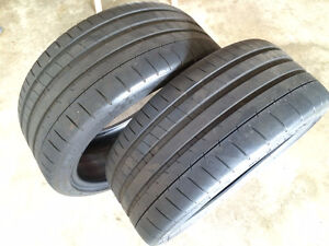 235/50R19 Set of 2 Michelin Used FREE Inst.&Bal.70%tread