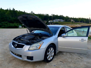 2008 nissan maxima GREAT DEAL!!