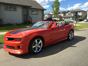 2012 Chevrolet Camaro 2SS Convertible MUST SEE!!!