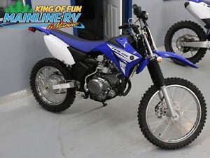 2016 Yamaha TT-R125 LE