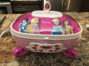 Princess CD player And Jewlery Box