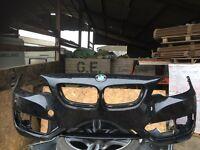 BMW 2 SERIES F22 M SPORT FRONT BUMPER