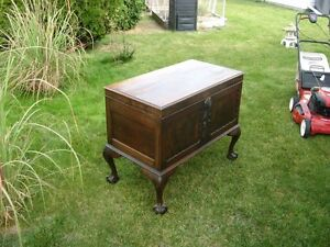Dower Clawfoot Chest (Antique)