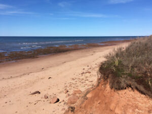 PEI Oceanfront Beach House on North Shore