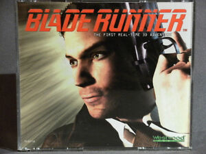 PC Game: BLADE RUNNER - Mint. Barely used.