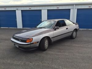 1989 Toyota Celica GT-S Lots of new parts!!