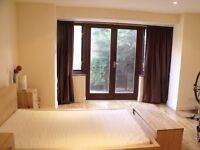 Large double Furnished rooms in friendly houseshare