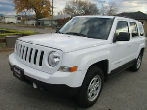 2013 Jeep Patriot Sport SUV, Crossover