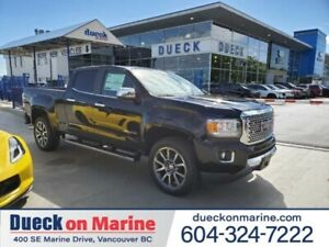 2019 GMC Canyon Denali 4x4  - DURAMAX Turbo