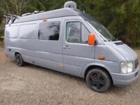 VW LT35 4 berth bunk beds campervan for sale Ref 13068