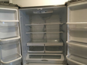 Stainless steel refrigerator for sale