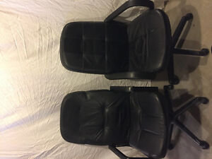 Leathers Office Chairs