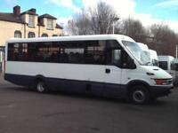 IVECO DAILY 65C15 25 SEAT WELFARE BUS CERTIFICATE OF INITIAL FITNESS TACHO PSV