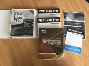 Project Management Exam Prep Books