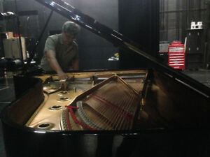 Piano Check-up/appraisal before purchase