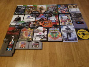 Variety Of Games From 5$ To 30$